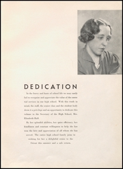 Page 9, 1937 Edition, Alameda High School - Acorn Yearbook (Alameda, CA) online yearbook collection
