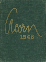 Page 1, 1948 Edition, Alameda High School - Acorn Yearbook (Alameda, CA) online yearbook collection