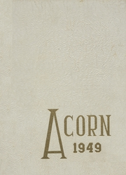 Page 1, 1949 Edition, Alameda High School - Acorn Yearbook (Alameda, CA) online yearbook collection