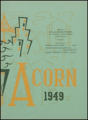 Page 7, 1949 Edition, Alameda High School - Acorn Yearbook (Alameda, CA) online yearbook collection