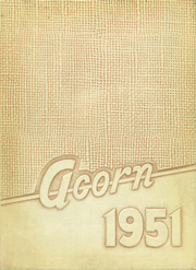 Page 1, 1951 Edition, Alameda High School - Acorn Yearbook (Alameda, CA) online yearbook collection