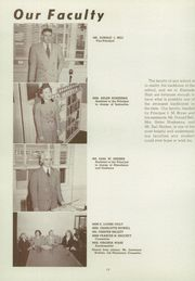 Page 16, 1951 Edition, Alameda High School - Acorn Yearbook (Alameda, CA) online yearbook collection