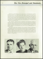 Page 14, 1952 Edition, Alameda High School - Acorn Yearbook (Alameda, CA) online yearbook collection