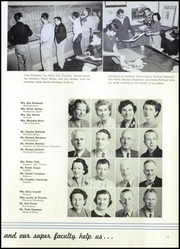 Page 15, 1952 Edition, Alameda High School - Acorn Yearbook (Alameda, CA) online yearbook collection