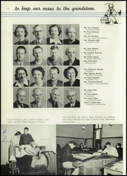 Page 16, 1952 Edition, Alameda High School - Acorn Yearbook (Alameda, CA) online yearbook collection