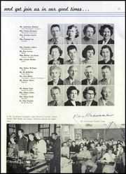 Page 17, 1952 Edition, Alameda High School - Acorn Yearbook (Alameda, CA) online yearbook collection