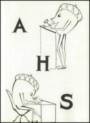 Page 9, 1954 Edition, Alameda High School - Acorn Yearbook (Alameda, CA) online yearbook collection