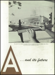 Page 11, 1957 Edition, Alameda High School - Acorn Yearbook (Alameda, CA) online yearbook collection