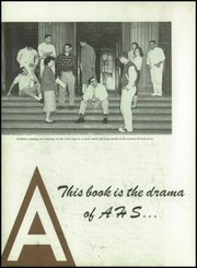 Page 8, 1957 Edition, Alameda High School - Acorn Yearbook (Alameda, CA) online yearbook collection