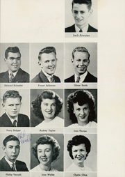 Page 11, 1944 Edition, Albany High School - Cougar Yearbook (Albany, CA) online yearbook collection