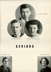 Page 11, 1945 Edition, Albany High School - Cougar Yearbook (Albany, CA) online yearbook collection
