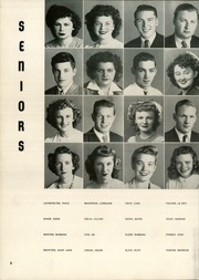 Page 12, 1945 Edition, Albany High School - Cougar Yearbook (Albany, CA) online yearbook collection