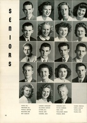 Page 14, 1945 Edition, Albany High School - Cougar Yearbook (Albany, CA) online yearbook collection