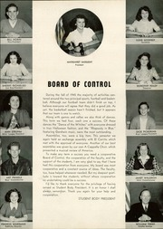 Page 5, 1945 Edition, Albany High School - Cougar Yearbook (Albany, CA) online yearbook collection