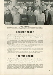 Page 7, 1945 Edition, Albany High School - Cougar Yearbook (Albany, CA) online yearbook collection