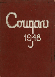 Albany High School - Cougar Yearbook (Albany, CA) online yearbook collection, 1948 Edition, Page 1