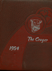 Page 1, 1954 Edition, Albany High School - Cougar Yearbook (Albany, CA) online yearbook collection