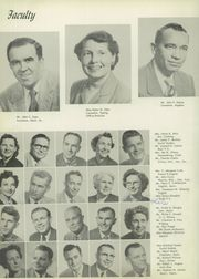 Page 8, 1954 Edition, Albany High School - Cougar Yearbook (Albany, CA) online yearbook collection