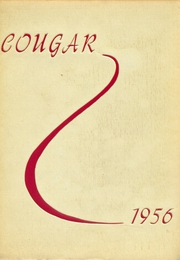 Albany High School - Cougar Yearbook (Albany, CA) online yearbook collection, 1956 Edition, Page 1