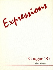 1987 Edition, Albany High School - Cougar Yearbook (Albany, CA)
