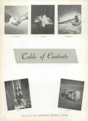 Page 12, 1957 Edition, El Cajon Valley High School - Legend Yearbook (El Cajon, CA) online yearbook collection