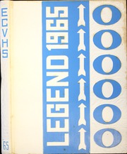 1965 Edition, El Cajon Valley High School - Legend Yearbook (El Cajon, CA)