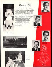 Page 17, 1965 Edition, El Cajon Valley High School - Legend Yearbook (El Cajon, CA) online yearbook collection