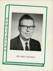Page 9, 1967 Edition, El Cajon Valley High School - Legend Yearbook (El Cajon, CA) online yearbook collection