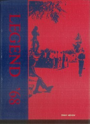 1968 Edition, El Cajon Valley High School - Legend Yearbook (El Cajon, CA)