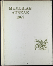 Gahr High School - Memoriae Aureae Yearbook (Cerritos, CA) online yearbook collection, 1969 Edition, Page 1