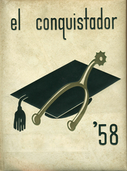 Page 1, 1958 Edition, Rancho Alamitos High School - El Conquistador Yearbook (Garden Grove, CA) online yearbook collection