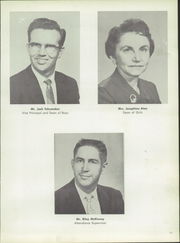 Page 13, 1958 Edition, Rancho Alamitos High School - El Conquistador Yearbook (Garden Grove, CA) online yearbook collection