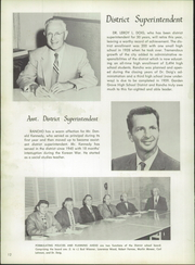 Page 14, 1958 Edition, Rancho Alamitos High School - El Conquistador Yearbook (Garden Grove, CA) online yearbook collection