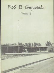 Page 5, 1958 Edition, Rancho Alamitos High School - El Conquistador Yearbook (Garden Grove, CA) online yearbook collection