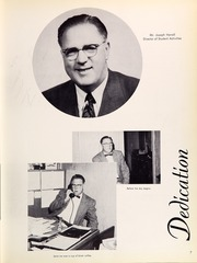 Page 11, 1956 Edition, Rosemead High School - Pantherama Yearbook (Rosemead, CA) online yearbook collection