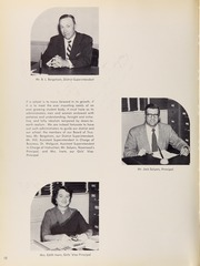Page 16, 1956 Edition, Rosemead High School - Pantherama Yearbook (Rosemead, CA) online yearbook collection