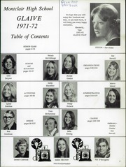 Page 5, 1972 Edition, Montclair High School - Glaive Yearbook (Montclair, CA) online yearbook collection