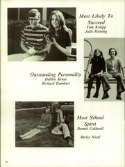 Page 50, 1972 Edition, Montclair High School - Glaive Yearbook (Montclair, CA) online yearbook collection