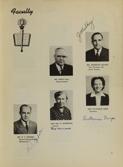 Page 11, 1940 Edition, Fremont High School - Pathfinder Yearbook (Sunnyvale, CA) online yearbook collection