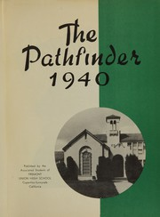 Page 5, 1940 Edition, Fremont High School - Pathfinder Yearbook (Sunnyvale, CA) online yearbook collection