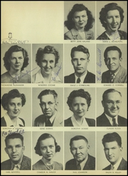 Page 10, 1946 Edition, Fremont High School - Pathfinder Yearbook (Sunnyvale, CA) online yearbook collection