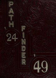 Fremont High School - Pathfinder Yearbook (Sunnyvale, CA) online yearbook collection, 1949 Edition, Page 1