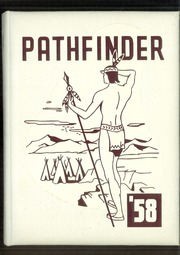 Fremont High School - Pathfinder Yearbook (Sunnyvale, CA) online yearbook collection, 1958 Edition, Page 1