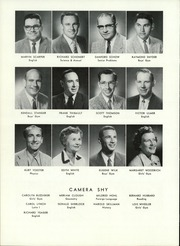 Page 12, 1958 Edition, Fremont High School - Pathfinder Yearbook (Sunnyvale, CA) online yearbook collection