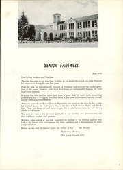 Page 11, 1959 Edition, Fremont High School - Pathfinder Yearbook (Sunnyvale, CA) online yearbook collection