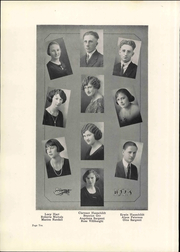 Page 14, 1923 Edition, Galt High School - Highlights Yearbook (Galt, CA) online yearbook collection
