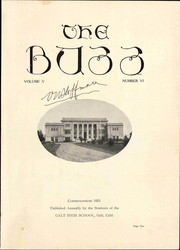 Page 5, 1923 Edition, Galt High School - Highlights Yearbook (Galt, CA) online yearbook collection