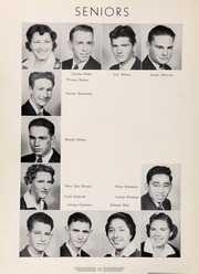Page 16, 1940 Edition, Galt High School - Highlights Yearbook (Galt, CA) online yearbook collection