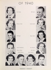 Page 17, 1940 Edition, Galt High School - Highlights Yearbook (Galt, CA) online yearbook collection
