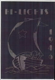 Page 1, 1946 Edition, Galt High School - Highlights Yearbook (Galt, CA) online yearbook collection